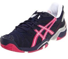 New Asics E251N.5721 Gel Resolution  Eclipse Women's Running Shoes Size 10 US