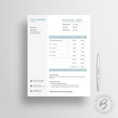 Invoice Template 06 Receipt Template Invoice Template for Invoice Design Template, Media Kit Template, Quote Template, Receipt Template, Resume Design, Brochure Design, Templates, Invoice Sample, Invoice Format