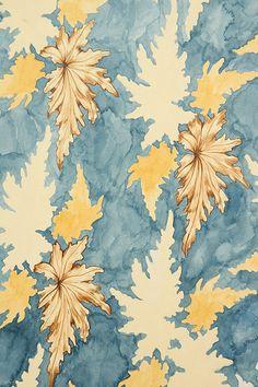 Begonia pattern design