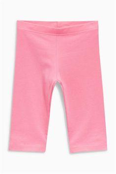 Pink Cropped Leggings (3-16yrs)