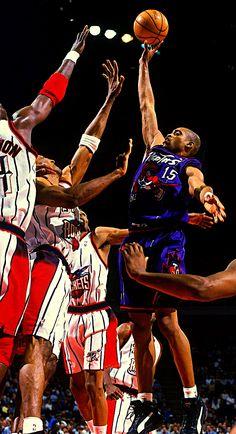 Vince Carter- Toronto Raptors Nba Players 245fde313