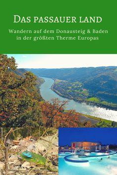 Dichte Wälder, malerische Flüsse und heiße Thermalquellen prägen die niederbayrische Landschaft. Aus diesem besonderen Mix entstehen magische Urlaubsmomente, die ihr hier erleben könnt. Die ideale Kombination für einen Kurztrip findet ihr im Blog.
