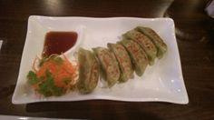Vegetarian Sushi. Yummy.