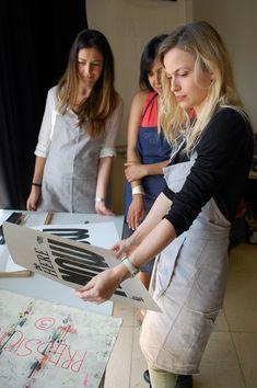 """""""Letterpress"""", workshop by Officina Typo, Mart Rovereto, May 2018 Letterpress, Typo, Workshop, Education, Museum, Art, Atelier, Letterpress Printing, Letterpresses"""