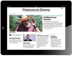 Süddeutsche Zeitung Digitale Ausgabe