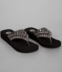 Yellow Box Glitz Flip - Women's Shoes, Sandals, & Flops | Buckle