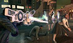 Saints Row IV's Dubstep Gun Remix Pack DLC announced with a must see video Saints Row Iv, Make A Video Game, Video Games, Dubstep, Xbox 360, Deep Silver, Geek Squad, Xbox Live, Resident Evil