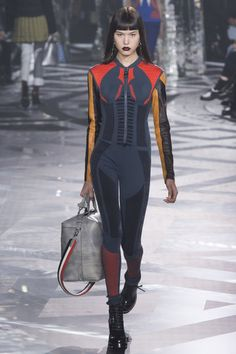Louis Vuitton - PFW 2016/17