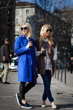 MFW: Street Style (часть 5), Buro 24/7