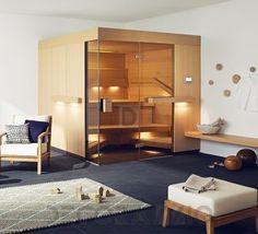 #sauna #interior #design Сауна Klafs Comfort seven ages sauna, comfortsevenagessauna