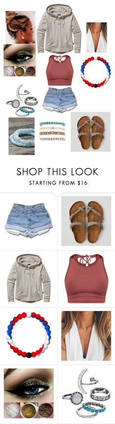 """Untitled #130"" by surfinsunshine ❤ liked on Polyvore featuring American Eagle Outfitters, Patagonia, Lokai and Aéropostale"