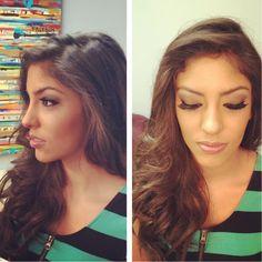 #Makeup #PedroAbasolo #MUA #Houston #Texas #Makeup #Room #RiceVillage #Brunette #HairByPedro #Curls #Wavy #Hair #Hairstyle #Haircut #Latina #Eyes