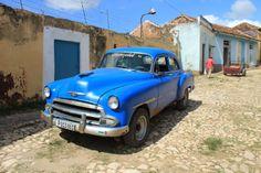 #cuba #ville #trinidad #city #town #voiture #car