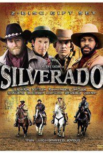 Silverado (1985) - Kevin Kline, Scott Glenn, Kevin Costner, Danny Glover, John Cleese, Rosanna Arquette, Lynn Whitfield, Jeff Goldblum