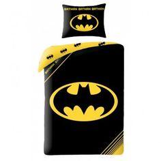 Batman ágyneműhuzat 140*200 / 70*90 cm