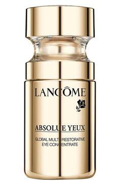 Lancôme 'Absolue' Eye Serum available at #Nordstrom