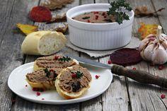 V kuchyni vždy otevřeno ...: Husí paštika se sušenými švestkami