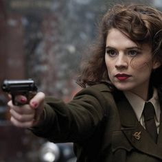 Captain America: The Winter Soldier Peggy Carter One-Shot Plans Revealed -- Captain America: The First Avenger actress Hayley Atwell gives new details about this upcoming short that will debut at SDCC 2013. -- http://wtch.it/35C5a