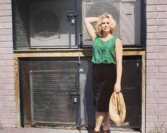 Un look total vintage | Mlle Frivole