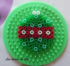 Perles à repasser : boules