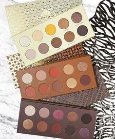 Zoeva eyeshadow palettes Plaisir Box - £48