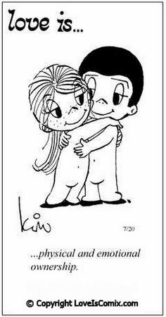Love is... Comic for Thu, Jul 26, 2012