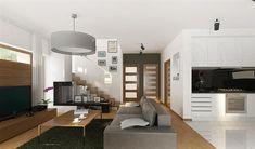 Projekt domu Wiliam II 139 m2 - koszt budowy 167 tys. zł - EXTRADOM