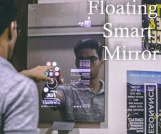 Light Mirror In Nepal . Light Mirror In Nepal . Floating Smart Magic Mirror From Old Laptop with Alexa Voice Home Automation System, Smart Home Automation, Smart Mirror Diy, Projets Raspberry Pi, Raspberry Pi Projects, Alexa Voice, Magic Mirror, Security Camera System, Floating
