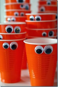 Being creative to keep my sanity: Halloween Party Idea's