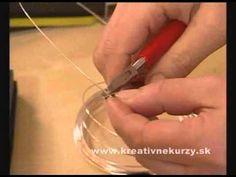 Šperky z drôtu - Wire jewelry
