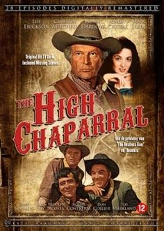movies The High Chaparral (TV Series U2 Poster, Mejores Series Tv, Cinema Tv, The High Chaparral, Vintage Television, Tv Westerns, Old Shows, Television Program, Great Tv Shows