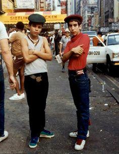 B-Boys 1980s NYC