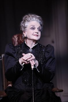 Angela Lansbury as Madame Armfeldt in the 2009 Broadway revival of A Little Night Music,