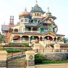 Mystic Manor Disney Hong Kong