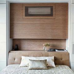 Decor e Conforto : Ar condicionado split: decoração e funcionalidade!