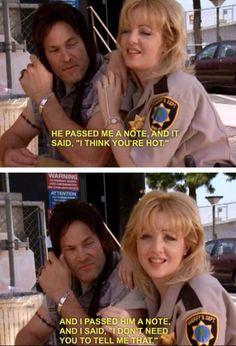 love her!  Reno 911