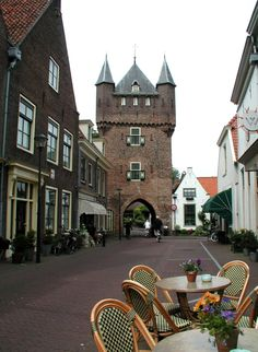 "Hattem~ free parking and the ""largest and nicest bakery museum in the Netherlands"""