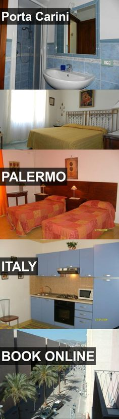Hotel Porta Carini in Palermo, Italy. For more information, photos, reviews and best prices please follow the link. #Italy #Palermo #travel #vacation #hotel