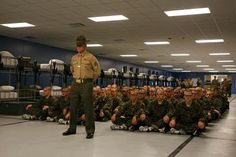 "Still looks the freakin' same....""Recruit life in the barracks. — at MCRD PARRIS ISLAND, SC - OFFICIAL PAGE."""