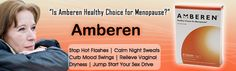 #Amberen Really Help You To Get Relief From Symptoms Of Menopause