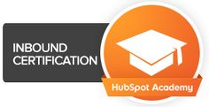 Become a Certified Inbound Pro Takes your marketing skills to the next level with HubSpot's free online digital marketing program.