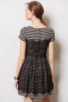 Lace Alouette Dress / Anthropologie