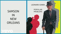 Leonard Cohen - Samson in New Orleans (Audio)