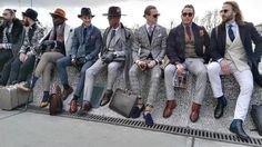Street style Pitti Uomo 89 – Powered by Huawei – Day 1