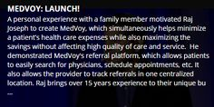 #MedVoy going live in Health 2.0   http://www.intellectyx.com/intellectyx/intellectyx-healthcare-physician-referral-management-product-medvoy-going-live-in-health-2-0