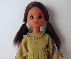Indian Maiden #7938 Star Spangled Doll Mattel 1970s