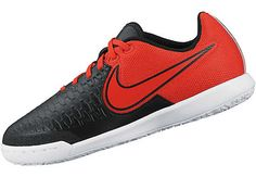 90f26bc07 Nike Kids MagistaX Pro IC - Black   White - SoccerPro.com. Youth Soccer  ShoesSoccer GamesShoe TailorIndoor ...