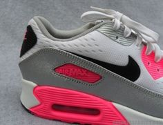 "Nike Air Max 90 EM ""Laser Pink"". amazing sneaker site!!!"