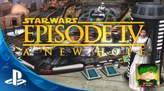 Pinball Arcade Star Wars A New Hope | FelipeJuega