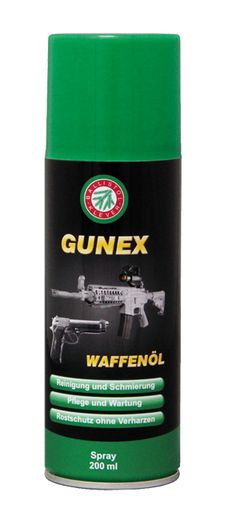 Ballistol Klever Gunex Waffenöl Spray für Industrie,Handwerk und Haushalt